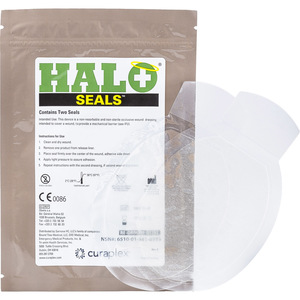 *Limited Quantity* Select HALO Seals, Non-vented