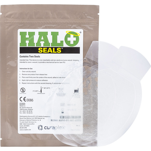 *Discontinued* Select HALO Seals, Non-vented