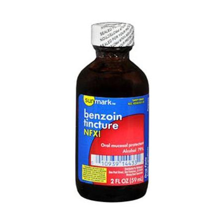 SunMark® Benzoin Tincture, 2oz