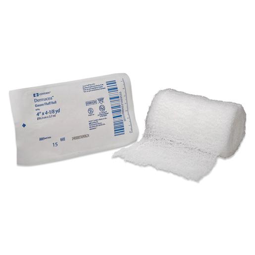 Dermacea™ Gauze Fluff Rolls