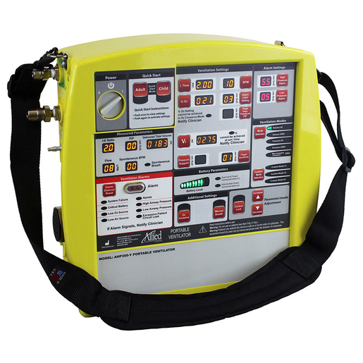 AHP300™ Transport Ventilator