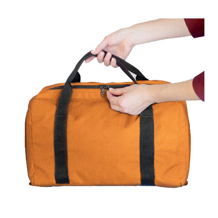Hip Hugger Trauma Pack, 16in x 11in x 8in, 3lb Weight