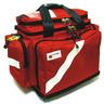 BLS Trauma Deployment System, 21in L x 11.5in W x 15in D, Red, 1000 Denier Cordura