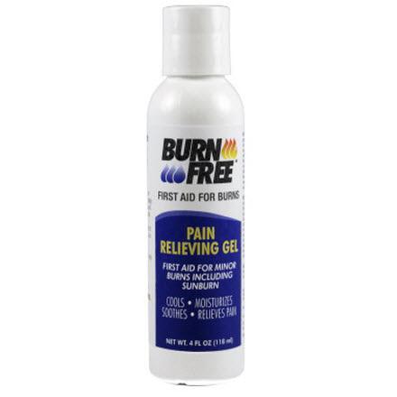 Burnfree Pain Relieving Burn Gels
