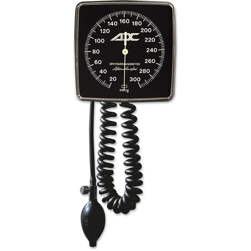 Diagnostix™ 750W Wall Aneroid Sphygmomanometer, Size 11 Adult, 23 to 40cm
