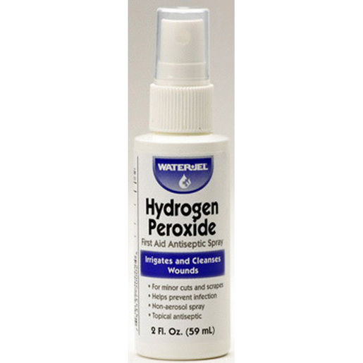 Hydrogen Peroxide, 2oz *Non-Returnable and Non-Cancelable*