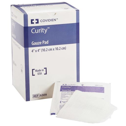 Curity™ Gauze Pads, Sterile