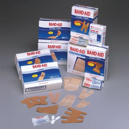 Band-Aid® Assorted Adhesive Bandages