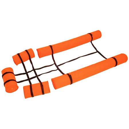 Flotation Stretcher Collar, Orange
