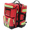 Ultimate EMS Backpack, Tarpaulin Fluid-Resistant, Red
