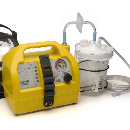 Advantage Emergency Portable Suction Unit