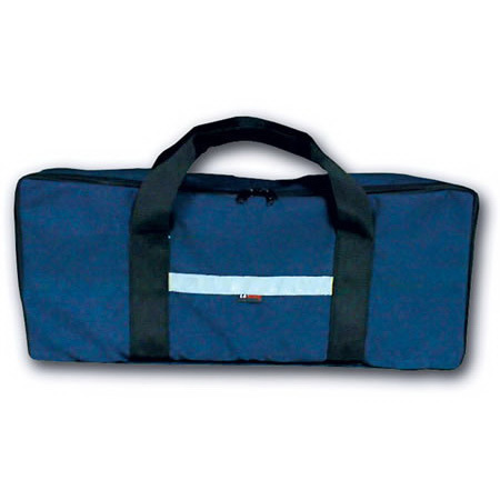 LA Rescue Cervical Collar Bag, 24in L x 5in W x 11in T