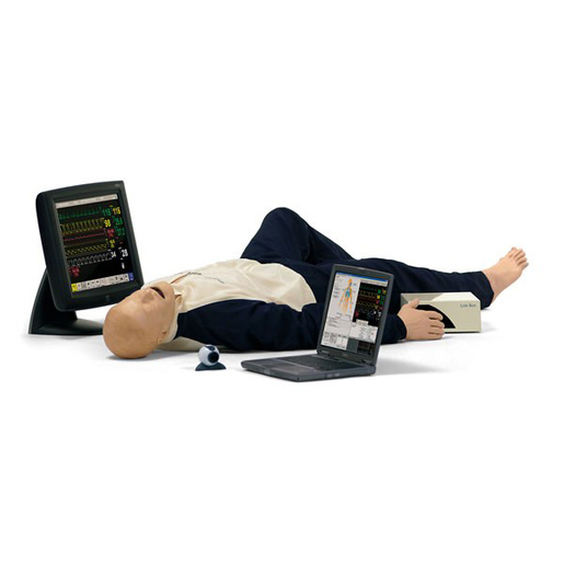 SimMan® ALS Patient Simulator with Accessories