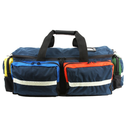 LA Rescue O2 To Go Pro Plus Bag, 28in L x 12in W x 10in H