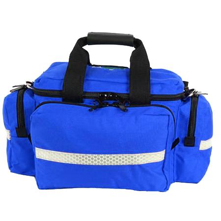 Trauma Attack Pack, 20in L x 13in W x 11in H, Royal Blue, Nylon