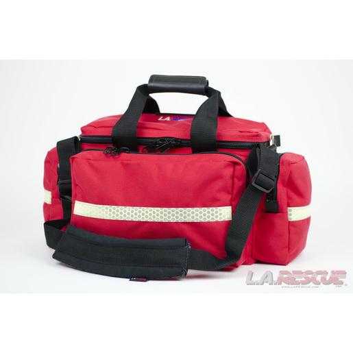 Trauma Attack Pack, 20in L x 13in W x 11in H, Red, Nylon