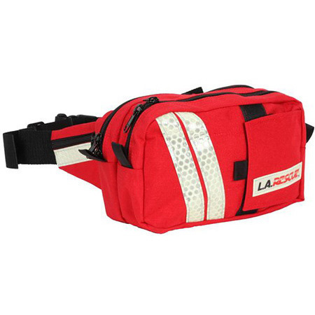 LA Rescue EMSide Mate Fanny Pack, Red