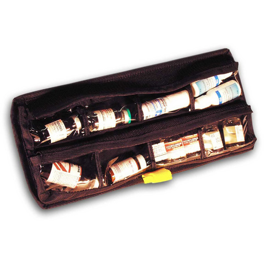 Magnum-Med Organizer, 13in W x 6in D, Black