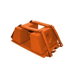 Big Blue Head Immobilizer, Orange