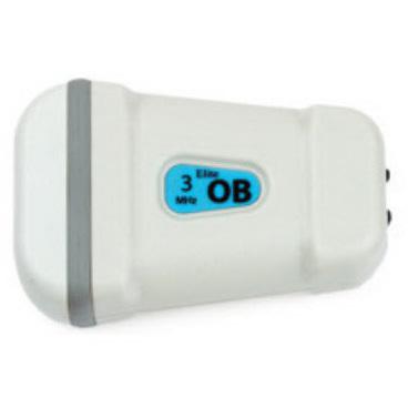 Obstetric Probe, 3MHz, 72mm x 45mm x 23mm