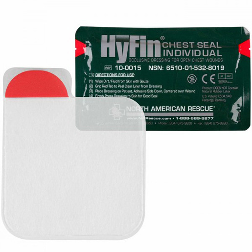 HyFin® Chest Seal