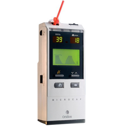 Microcap™ Capnograph, EtCO2, Portable Handheld