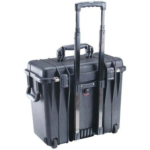 1440 Protector Top Loader Case with Foam, Black