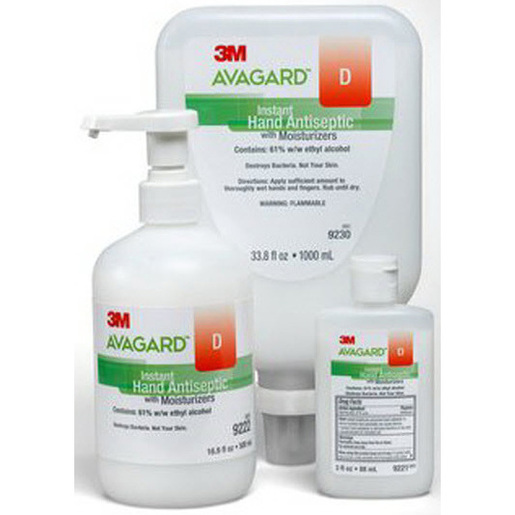 Avagard D Antiseptic Hand Cleansers