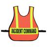 Command Vest with Reflective Stripes, Titled, Orange