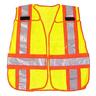 Breakaway Vests, ANSI, Lime Green