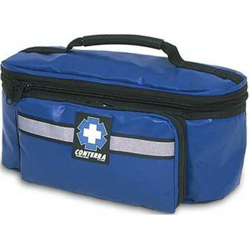 Responder II Medic Bag, 18.5in L x 8.5in H x 9.5in D, Royal Blue, SI-TEX Fabric