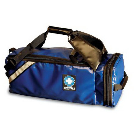Responder III Medic Bag, 23.5in L x 9in H x 9in D, Royal Blue, SI-TEX Fabric