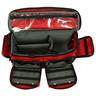 A600X Mega Medics Trauma Bag with Adjustable Insert, Red