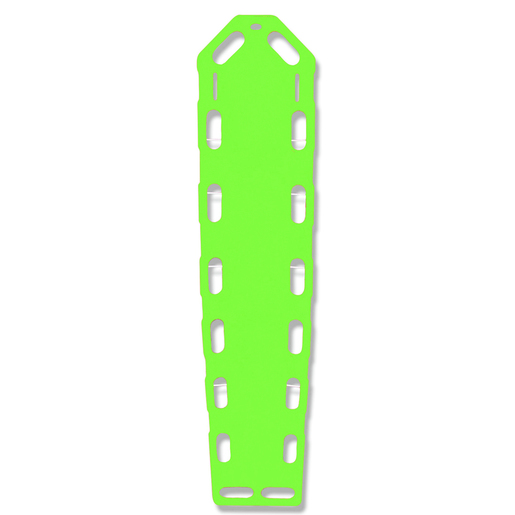 Iron Duck Pro-Eco Spineboard, Lime Green