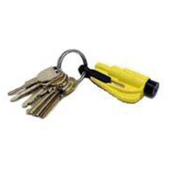 Personal Rescue Tool, Seatbelt Cutter and Window Punch