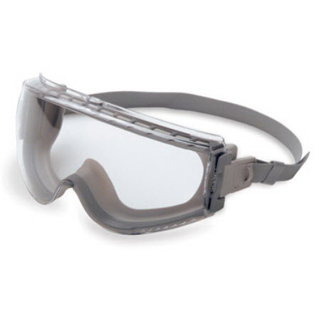 Uvex™ Anti-fog Stealth Goggles, Clear Lens, Teal/Gray Frame