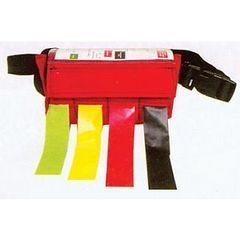 *Discontinued* Triage-Plus Triage Tape System with Tag Pouch
