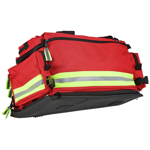 First Responder Trauma Kit with C.A.T. Tourniquet, Red with GA Logo