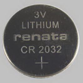 Lithium Battery, 3V