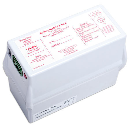Thermal Angel® Standard Battery, 6.69in L x 3.25in W x 5.0in H