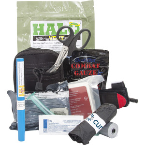 *Discontinued* Intermediate Compact Responder Kit with C-A-T Tourniquet, Level 3, Black