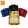 Aeromed Drug Kit, 13in x 9in x 3.5in, Orange