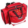 Aeromed Advanced Pack, 12in x 14in x 6in, Red, Vinyl Pockets