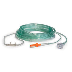 *Discontinued* Oral/Nasal Cannula with 7ft CO2/CO2 tubing and reflective Luer, Adult
