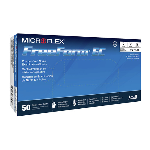 FreeForm® EC Nitrile Gloves