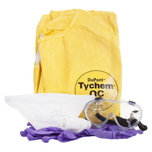 Curaplex Personal Protection Kit with Coveralls