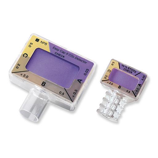 Easy Cap and Pedi Cap CO2 Detectors