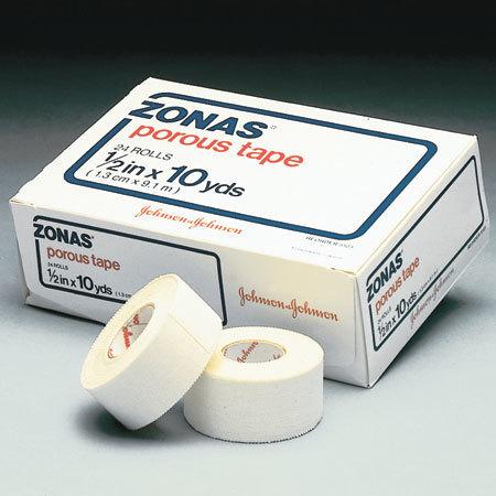Zonas Porous Tapes