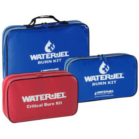 Water-Jel Burn Kits, Soft Sided