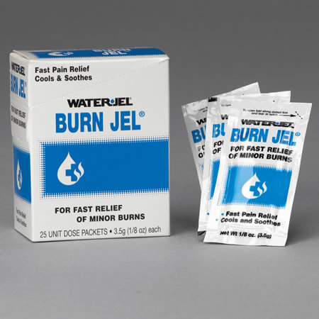 Burn Jel Pain Relieving Gels